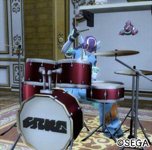 ど、ドラムもお似合いですね!!!!
