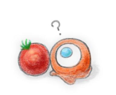 トマト食いたかったから横においただけなやつ