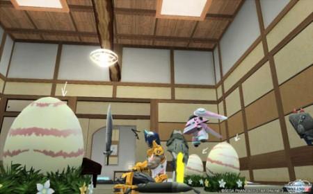 飯から帰るとそこには卵が・・・・